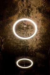 Ring lights (timnutt) Tags: österreich austria abstract city fujifilm osterreich circle x100 contrast fortress ceiling ring brick fuji bavaria light x100t festung fort osterreichsalzburg