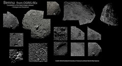 Bennu latest images composite (TerraForm Mars) Tags: bennu nasa osiris rex asteroid surfacedetail
