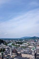 View over Salzburg (timnutt) Tags: x100t festung landscape österreich fortress fort austria fuji city osterreichsalzburg x100 bavaria fujifilm osterreich