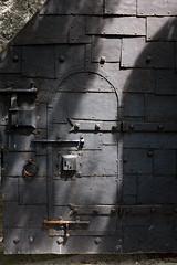 Door (timnutt) Tags: ancient österreich wooden old austria city fujifilm osterreich x100 fortress door fuji bavaria gate x100t festung fort osterreichsalzburg