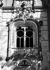 Regaleira Palace Window