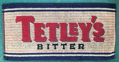 Beer Mats from today's shopping...Tetley's Bitter (blackthorne56) Tags: england mat beer bitter tetley's