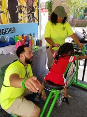 ITA_IDC_SHA_PedBikeSpinArtscape_072019_050 (Idle Time Ads) Tags: streetteam publicoutreach itapromotions idletimeadvertising maryland washington dc virginia artscape baltimore pedestriansafety bicyclesafety spinart mdot sha