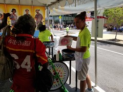 ITA_IDC_SHA_PedBikeSpinArtscape_072019_046 (Idle Time Ads) Tags: streetteam publicoutreach itapromotions idletimeadvertising maryland washington dc virginia artscape baltimore pedestriansafety bicyclesafety spinart mdot sha