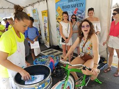 ITA_IDC_SHA_PedBikeSpinArtscape_072019_041 (Idle Time Ads) Tags: streetteam publicoutreach itapromotions idletimeadvertising maryland washington dc virginia artscape baltimore pedestriansafety bicyclesafety spinart mdot sha