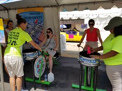 ITA_IDC_SHA_PedBikeSpinArtscape_072019_038 (Idle Time Ads) Tags: streetteam publicoutreach itapromotions idletimeadvertising maryland washington dc virginia artscape baltimore pedestriansafety bicyclesafety spinart mdot sha