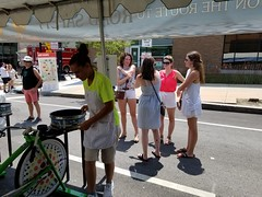 ITA_IDC_SHA_PedBikeSpinArtscape_072019_036 (Idle Time Ads) Tags: streetteam publicoutreach itapromotions idletimeadvertising maryland washington dc virginia artscape baltimore pedestriansafety bicyclesafety spinart mdot sha