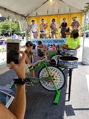 ITA_IDC_SHA_PedBikeSpinArtscape_072019_033 (Idle Time Ads) Tags: streetteam publicoutreach itapromotions idletimeadvertising maryland washington dc virginia artscape baltimore pedestriansafety bicyclesafety spinart mdot sha