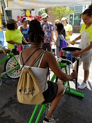 ITA_IDC_SHA_PedBikeSpinArtscape_072019_022 (Idle Time Ads) Tags: streetteam publicoutreach itapromotions idletimeadvertising maryland washington dc virginia artscape baltimore pedestriansafety bicyclesafety spinart mdot sha