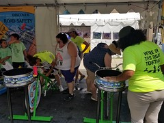 ITA_IDC_SHA_PedBikeSpinArtscape_072019_009 (Idle Time Ads) Tags: streetteam publicoutreach itapromotions idletimeadvertising maryland washington dc virginia artscape baltimore pedestriansafety bicyclesafety spinart mdot sha