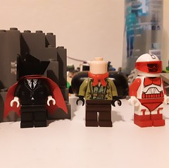 DC Figs 44 (The customizer) Tags: lego mr camera dr noface chancer dccomics