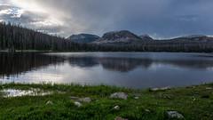 Mirror Lake (laughlinc) Tags: uintahmountains nikon7200 utah uintah lake landscape laughlinc mirrorlake