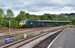 First GWR - 43170 - Totnes Riverside (Transport Tim) Tags: fgw firstgreatwesternrailway greatwesternrailway