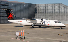 Air Canada Express | By Jazz Aviation | Bombardier Dash 8-300 | C-FRUZ | YVR (tremblayfrederick98) Tags: cfruz aircanada aircanadaexpress jazzaviation bombardier q300 dash8 dash8300 yvr vancouver