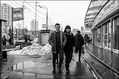 DR160302_1449D (dmitryzhkov) Tags: urban outdoor life human social public stranger photojournalism candid street dmitryryzhkov moscow russia streetphotography people bw blackandwhite monochrome