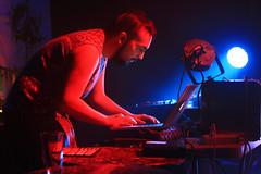 IMG_3775 (Dan Correia) Tags: techno dubstep livepa lights blacklight mixer cdjs laptop macbookpro macintosh abletonlive encanti beatdownproductions canonef50mmf18 15fav topv111 addme200 topv333 addme500
