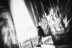 I can fell the earth rotation (Black&Light Streetphotographie) Tags: mono monochrome menschen menschenbilder leute lichtundschatten lightandshadows urban tiefenschärfe wow fullframe face gesicht gegenlicht bw blackandwhite blackwhite bokeh bokehlicious blur blurring dof deepoffield sony streets streetshots streetportrait street schwarzweis streetphotographie sw sonya7rii selfie self selbstportrait selfportrait selbstbildnis