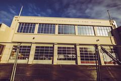 Right Angles (imajane) Tags: firestationbr filter 2019 christchurch closed fire station metropolitan aotearoa newzealand