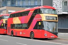 LT942 LTZ 2142 (ANDY'S UK TRANSPORT PAGE) Tags: buses ilford london nbfl eastlondontransit goaheadlondon