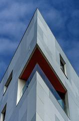 The mouth (jefvandenhoute) Tags: belgium belgië brussels brussel molenbeek light architecture shapes geometric