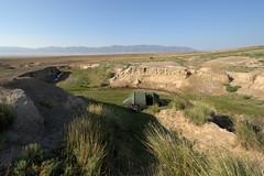 near Bartogai lake - Kazakhstan