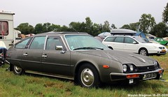 Citroën CX 20 Pallas E 1983 (XBXG) Tags: 6130sd71 citroën cx 20 pallas e 1983 citroëncx célébrationcentenairedecitroën 2019 lafertévidame 28 eureetloire eure et loire france frankrijk vintage old classic french car auto automobile voiture ancienne française vehicle outdoor