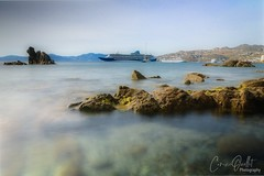 Méditerranéen ocean (corineouellet) Tags: hdr composition canonphoto island sea travel grèce greece mykonos ocean water nature landscape colors exposure longexposure slowshutter longexpo