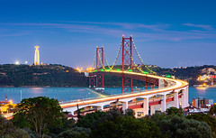 _DS20930 - Symbols of Lisbon (AlexDROP) Tags: 2019 portugal lisboa lisbon europe art travel architecture color cityscape skyline city bridge bluehour nikond750 afsnikkor28300mmf3556gedvr best iconic famous mustsee picturesque postcard circpl