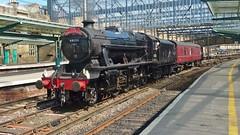 48151 (Jeff Mckever) Tags: 48151 class8f280 thedalesman carlisle york hellifield chartertrain railway 23rdjuly2019