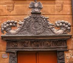 ornamento portale - Sestri Levante (Stil Licht) Tags: sestrilevantezonerphotostudio portale portal portaal ornamento ornament ligurie liguria italy italie italia