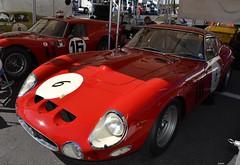 FERRARI 330 GTO / 250 GTO 4.0l - 1963 (SASSAchris) Tags: ferrari 250 gto 330 40l maranello scuderia 10000 tours castellet circuit cavallino ricard rampante voiture v12 italienne enzo httt htttcircuitpaulricard htttcircuitducastellet 10000toursducastellet 250gto