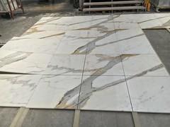 Calacatta-Marble-Tiles-polished (AcemarStone) Tags: calacatta gold oro marble white polished honed slabs tiles bathroom kitchen worktop countertop italy italian borghini bettogli