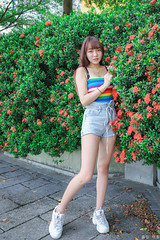 IMG_4106L (攝影玩家-明晏) Tags: 人 人像 戶外 outdoor 瑞希 美女 辣妹 portrat pretty