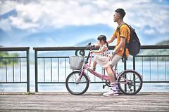 在日月潭騎車吹風的日子 (M.K. Design) Tags: taiwan yuchi kenting travel bike bicycle life nature portrait bokeh drive sunmoonlake summer vacation roadtrip nikon nikkor z6 mirrorless mirrorlesscamera 105mmf14e sigma 50mm f14 primelens tele telephoto cars vw volkswagen 台灣 魚池 水社 日月潭 單車 恆春 墾丁 日安寶貝 民宿 電動車 自行車 全球十大最美自行車道 生活 旅行 暑假 自然 人像 尼康 無反 無反光鏡相機 大光圈 定焦鏡 淺景深 散景 art 適馬 環湖 環潭 福斯