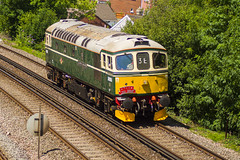 D6515 (David Blandford photography) Tags: brcw 33012 d6515 71alocomotivegroup totton sulzer