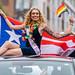 Colors of Miss Puerto Rico U.S. Latina