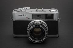 Minolta Himatic 7S (#Luis MA#) Tags: sonyilce7 sonya7 kiron kiron105 kiron105mmf28macro camera cámara film filmcamera carrete analógica minolta himatic himatic7s minoltahimatic7s