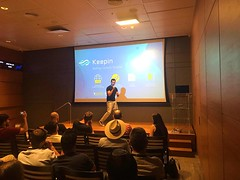 20190723_Presenting Keepin at TMTI Startup Competition Semi Finals 013 (Assaf Luxembourg) Tags: assaf luxembourg