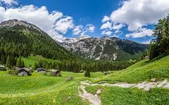 Blick hinunter ins Obernbergtal (jürgenmilnik) Tags: österreich austria obernbergtal nösslachjoch landschaft landscape nikon nikond7200