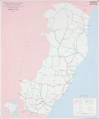 Mapa rodoviário (Arquivo Nacional do Brasil) Tags: mapa map mapaantigo oldmap cartografia cartography espíritosanto arquivonacional arquivonacionaldobrasil nationalarchivesofbrazil nationalarchives história memória