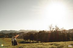 Marci & Júnior-28 (fotosdagreice) Tags: gaúcho gaudério tradicionalista tradicionalismo rio grande do sul rs brasil interior chapéu cavalo campo campana casal amor homem mulher noivos casados ensaio externo sol