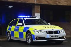 CN66 BZE (S11 AUN) Tags: south wales police swp heddludecymru bmw 330d 3series estate touring anpr traffic car rpu roads policing unit 999 emergency vehicle cn66bze