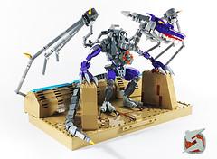LEGO® Metroid: Ridley!!