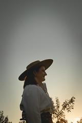 Marci & Júnior-150 (fotosdagreice) Tags: gaúcho gaudério tradicionalista tradicionalismo rio grande do sul rs brasil interior chapéu cavalo campo campana casal amor homem mulher noivos casados ensaio externo sol