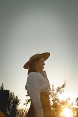 Marci & Júnior-149 (fotosdagreice) Tags: gaúcho gaudério tradicionalista tradicionalismo rio grande do sul rs brasil interior chapéu cavalo campo campana casal amor homem mulher noivos casados ensaio externo sol