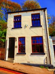 Scarborough, North Yorkshire, UK (photphobia) Tags: street uk england buildings outside coast europe outdoor yorkshire scarborough oldtown streetphotos seasidetown oldwivestale northridingofyorkshire