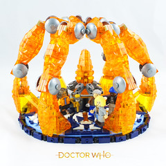 LEGO® Doctor Who: 13th Doctor's TARDIS