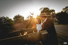 Marci & Júnior-127 (fotosdagreice) Tags: gaúcho gaudério tradicionalista tradicionalismo rio grande do sul rs brasil interior chapéu cavalo campo campana casal amor homem mulher noivos casados ensaio externo sol