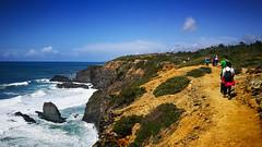 IMG_20190418_145940-1 (Andando Extremadura) Tags: portugal mar costa vicentina alentejo senderismo sende caminos