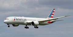 N827AN (Ken Meegan) Tags: n827an boeing7879 40647 americanairlines dublin 1372019 american boeing787 boeing 7879 787 b787 b7879 dreamliner